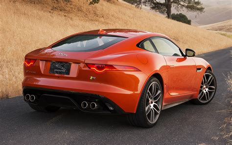 2015 Jaguar F-Type R Coupe (US) - Wallpapers and HD Images