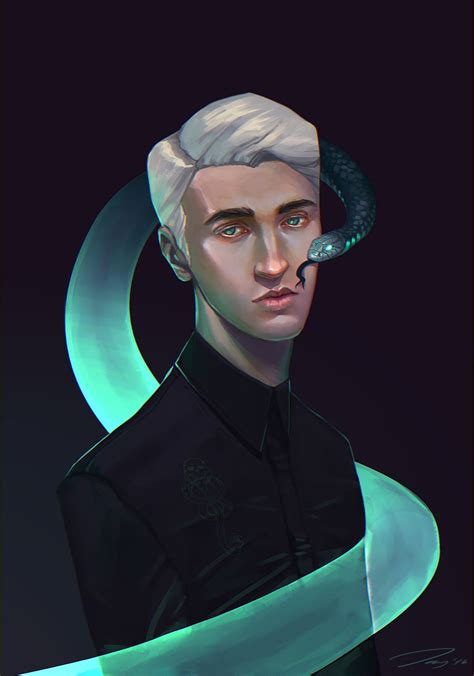 """jaycount: """" Draco and his poison"""