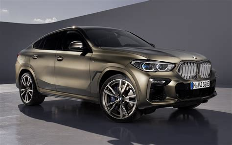 2019 BMW X6 M50i - Wallpapers and HD Images | Car Pixel