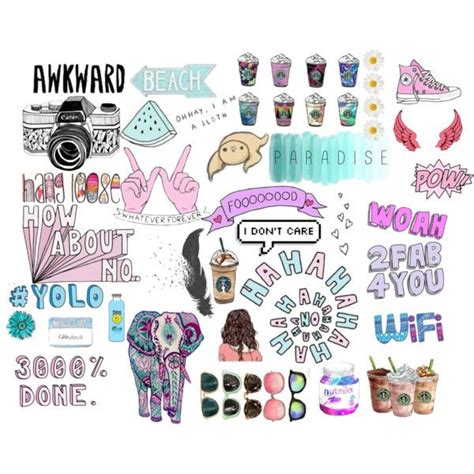 words collage tumblr - Google Search | Leuk | Pinterest